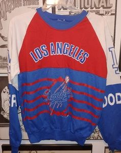 Vintage 1989 Los Angeles Dodgers MLB Shirt
